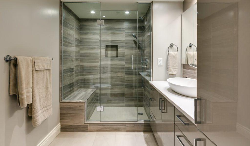 Rénovation salle de bain sur Paris 4